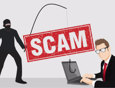 scary scammers
